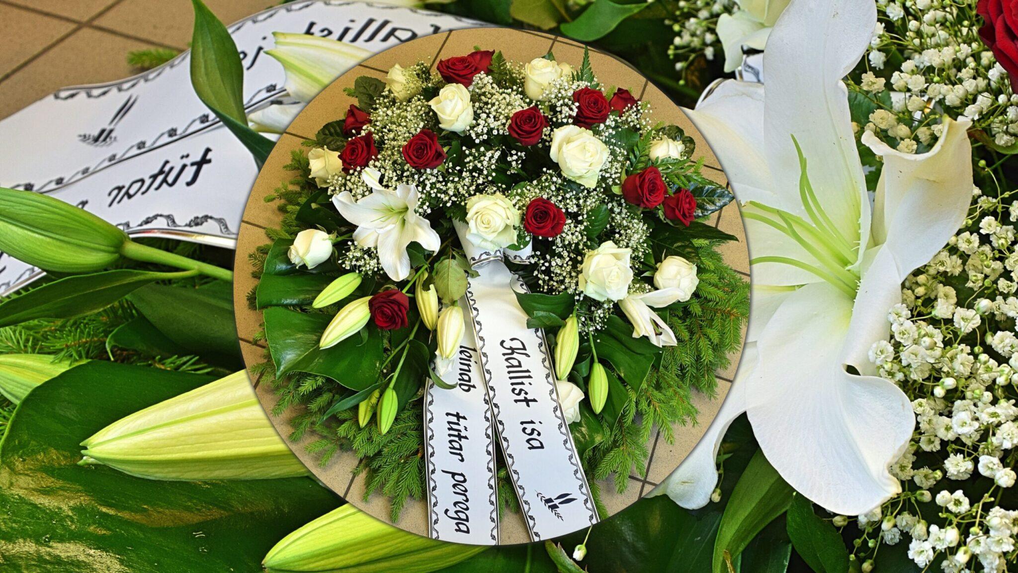 Matusepärjad Tallinnas ja Harjumaal