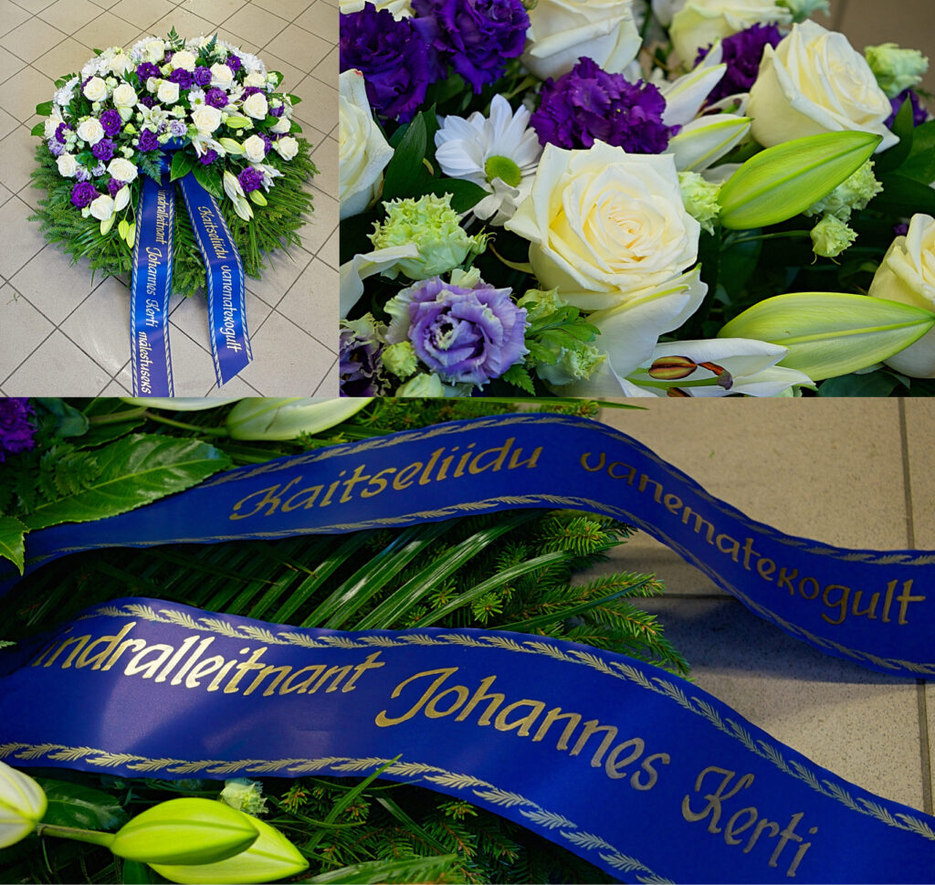 Matusepärjad riiklikele tseremooniatele